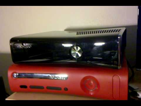 Xbox 360 Slim Red Light Brick