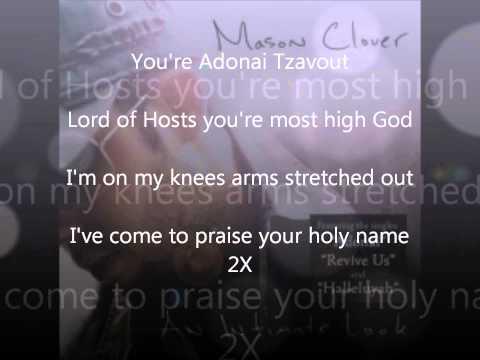 Mason Clover - Adonai
