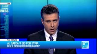 THE DEBATE - Al Qaeda's bid for Syria (part 1)