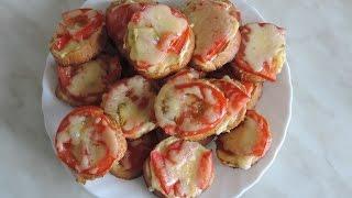 Готовим Тарталетки. Очень вкусно и быстро. / Cooking Tartlets. Very tasty and quick