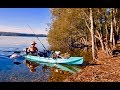 Pack the Yak :  Solo Overnight kayak camping Adventure