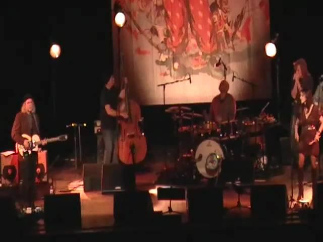 "Robert Plant Band Of Joy ""Somewhere Trouble Don't Go"" Asheville 1-18-11"