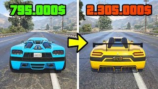 ACHTUNG !! Kauft euch nicht die neuen Fahrzeuge in GTA 5 !
