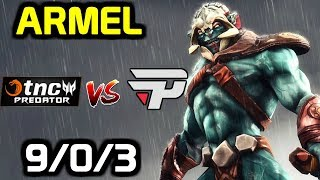 TNC AutoWIN hero in Elimination Match - ARMEL Huskar full gameplay vs paiN - Kuala Lumpur major