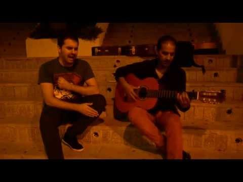 Daniel Gabarri Y Luis Gabarri Hernandez no Me Lo Creo (manzanita) Grupo Flamenco Saborearte video