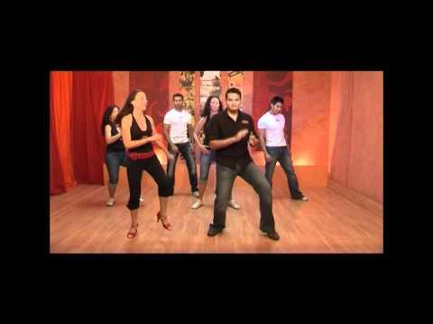 Reggaeton Lesson 1 from Dance Alive TV Show