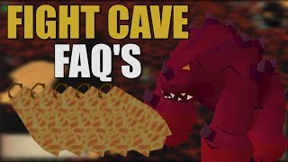 Fight Caves, Jad and Fire Cape FAQ's [OSRS 2019]