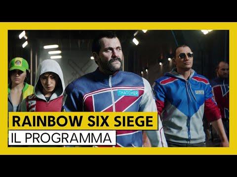 RAINBOW SIX SIEGE - IL PROGRAMMA (Evento Road to S.I. 2020)