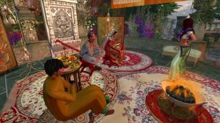 John & Xaphyre Second Life Wedding - 8.20.16