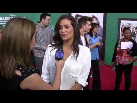 Constance Marie at the Alexander and the Terrible, Horrible..Very Bad Day World Premiere: