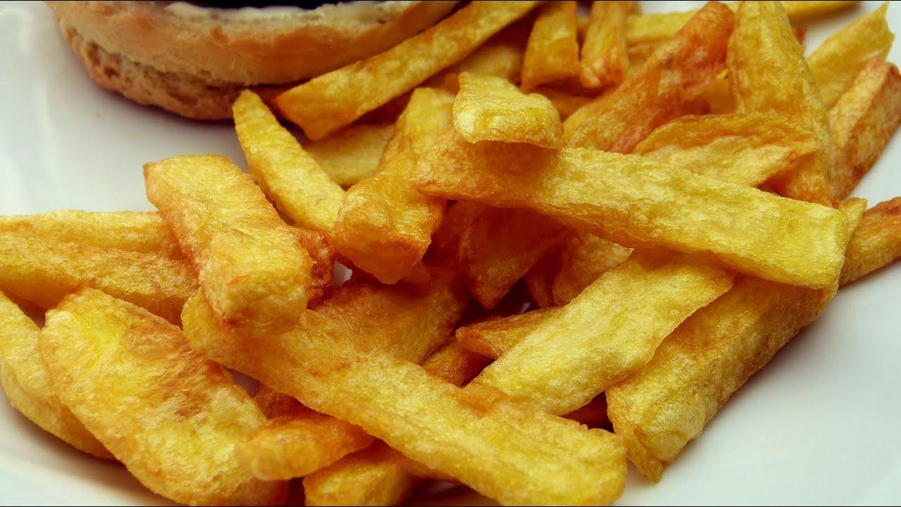 Patates Kızartması Nasıl Yapılır - YouTube
