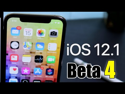 iOS 12.1 Beta 4 Great bug fixes but Bad Performance ?