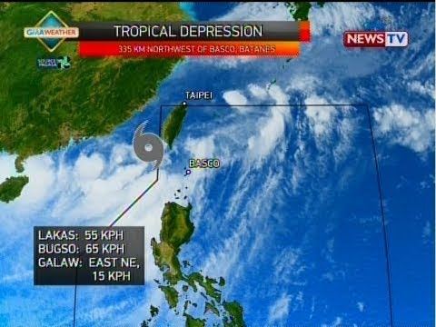 QRT Weather update as of 559 p.m. June 14, 2018