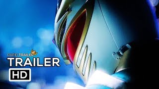 POWER RANGERS: SHATTERED GRID Official Trailer (2018) Sci-Fi Action Movie HD