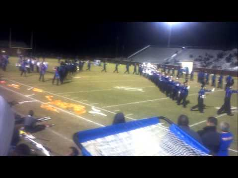 Bradwell Institute Marching Band 2013