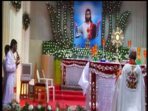 Alphonsa Church Tamil And Malayalam Mass And Arathnai video