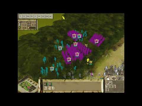 Играю в Praetorians - #2 - This is SPARTA!!!