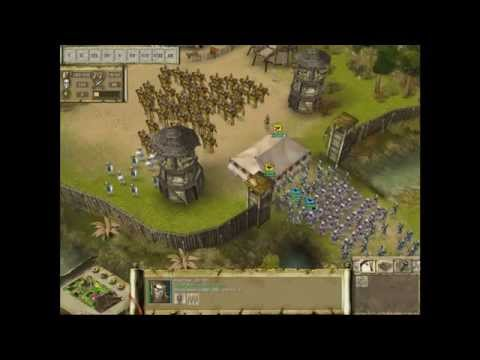 Играю в Praetorians - #2 - This is SPARTA!!!