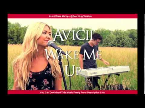 [hd]avicii Wake Me Up[2013][lyric Video][sex Girl Cover][free Download] video