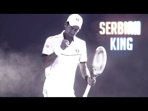 Novak Djokovic - Serbian King HD