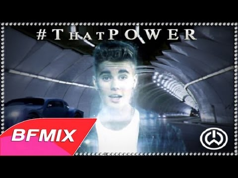 #ThatPOWER - Will.i.am & Justin Bieber (BFMIX Remix) | (Official Music video Clip Edit) [That Power]
