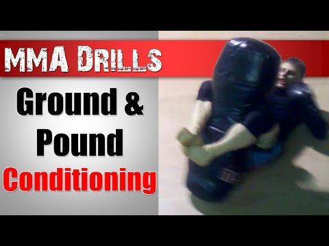 Grappling: Ground & Pound Circuit for MMA Training Image 1