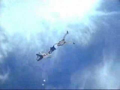 No parachute freefall - Greg Gasson by Anima Skydive