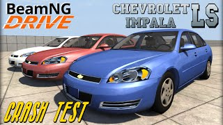 BeamNG DRIVE crash test mod car Chevrolet Impala LS