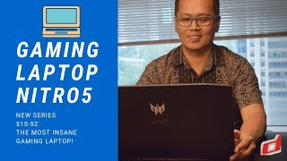 Acer Nitro 5 Gaming Laptop  New Colors Update Murah | Laptop Review Sites Gamer Images