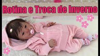 ROTININHA DE TROQUINHA DE FRIO