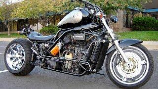 😵 Самодельные Дизельные Мотоциклы 👏!