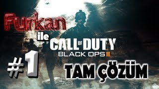 Call Of Duty Black Ops 2- Walktrough Bölüm 1 (PC-PS3-XBOX 360) [HD] Gameplay