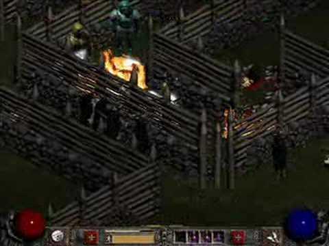 Diablo II: Ze-El Mod + Patch (2008). . Правильно пишется Zy-El, и о как