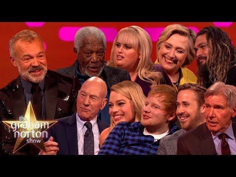 It's been a hell of a year on The Graham Norton Show, and here are some of our favourite moments. Happy New Year everyone! Subscribe for weekly updates: http://www.youtube.com/subscription_center?a...