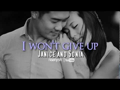 Jayesslee - I Wont Give Up