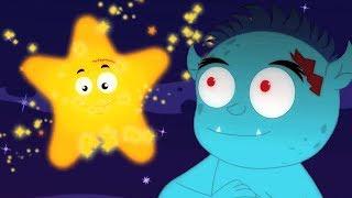 brilha Brilha pequenas estrelas | canção estrela | canções crianças | Twinkle Twinkle Little Star
