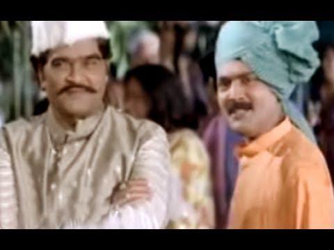 Shubha Mangala Savadhana - Tujhya Aaicha! - Makrand Anaspure, Ashok Saraf - Marathi Comedy Scenes video