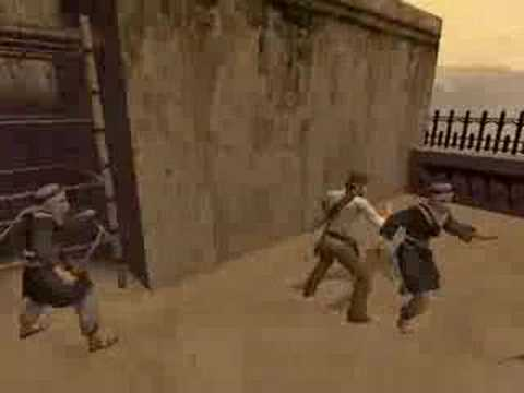 Indiana Jones: The Emperor's Tomb - Istanbul Part One Video