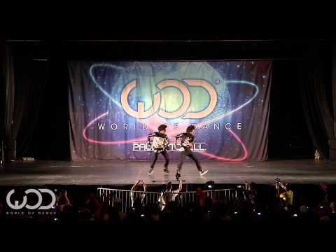 Les Twins | World Of Dance San Diego 2013 #wodsd video