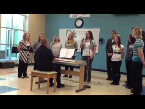 Lean On Me by Hannan High School Choir- Jubilation