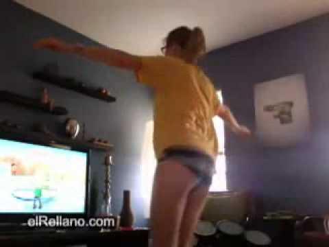 Wii  Fit Player Sexy Xxx video
