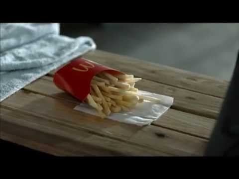 McDonald's Fries - Eyes on your Fries