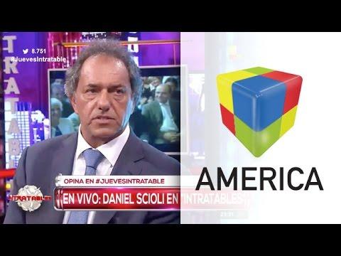 Daniel Scioli: Tenemos que construir una alternancia