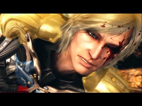 Metal Gear Rising Revengeance: Ninja Raiden de Executivo a Cyborg