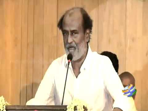 Rajini speech @ Sankara Rathna Award Function