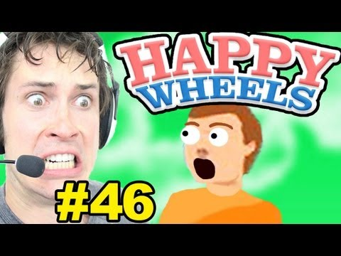 Happy Wheels - TIMMY TOSS - Part 46