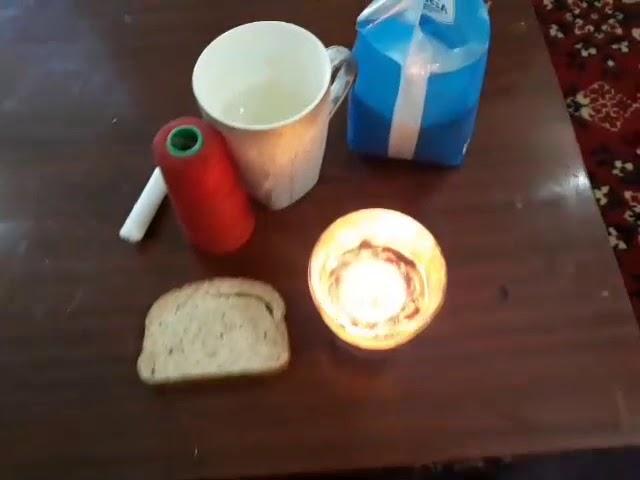 Худеем с помощью ритуала день четверг