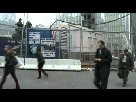 Un ado grimpe au sommet du World Trade Center