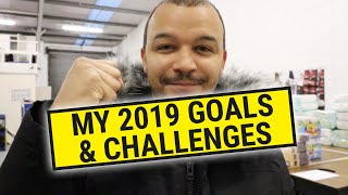 My 2019 Goals & Challenges Announcement: Maximum Life & Business Leverage 💪