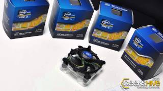 Procesadores Intel Sandy Bridge - review by www.geekshive.com (Español)